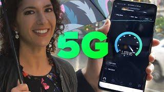 Galaxy S10 5G's Verizon speeds blew us away