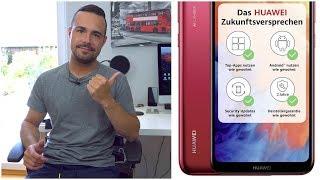 Huawei - Alles wieder in Ordnung? - Zukunftsversprechen, neue Infos & Mate X   SwagTab