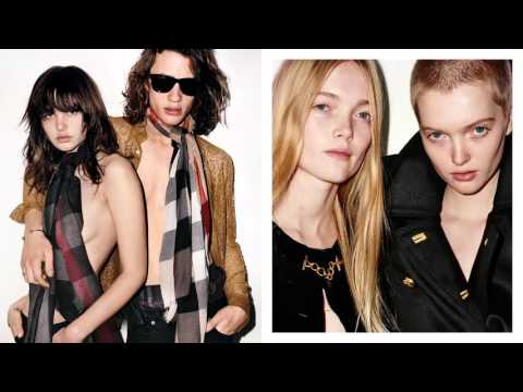 The New Burberry 2016 Campaign