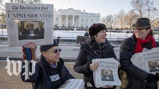 'Unpresidented': Fake edition of Washington Post claims Trump resigned