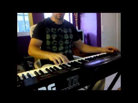 Sonata Arctica - San Sebastian solo keyboard(teclado) versión Jens Johansson.wmv