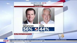 KPIX 5 Election Night 2018 Coverage
