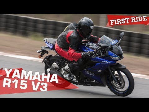 2018 Yamaha R15 V3 Review