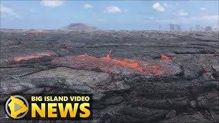 Hawaii Volcano Eruption Update - Saturday Morning (Aug. 4, 2018)