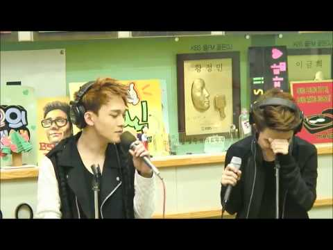 130530 - Sukira Radio EXO Chen and D.O: The Last Time