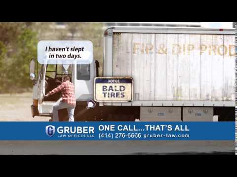 Subtitles - Trucks (15 sec) | Gruber Law Offices Commercial
