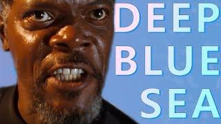 Deep Blue Sea Is The BEST Stupid Shark Movie
