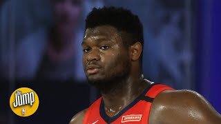 A look at the Pelicans' plans for Zion Williamson moving forward | The Jump
