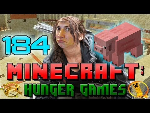Minecraft: Hunger Games W/Mitch! Game 184 - PRELUDE! - Smashpipe Games
