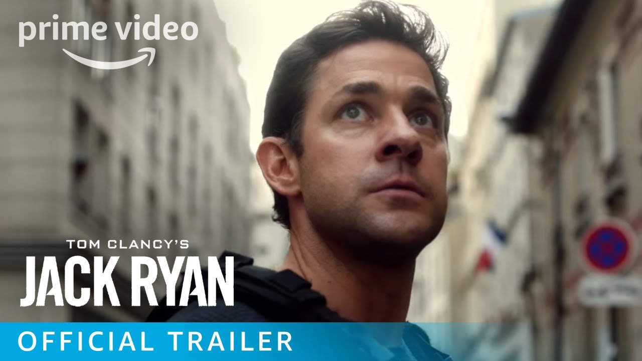 Trailer de Tom Clancy's  Jack Ryan