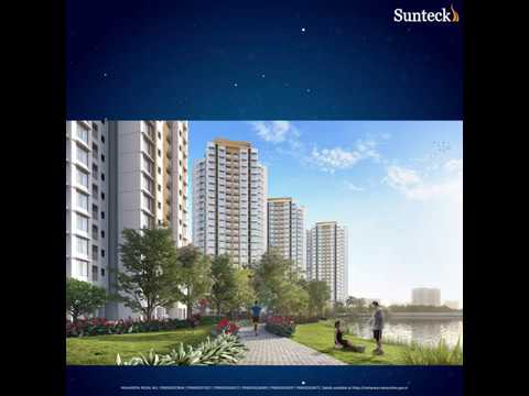 Your new home at Sunteck World awaits you