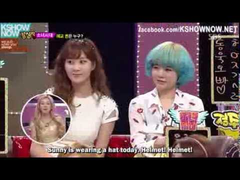 Seohyun SNSD wink at strong heart ep165 [ENG SUB]