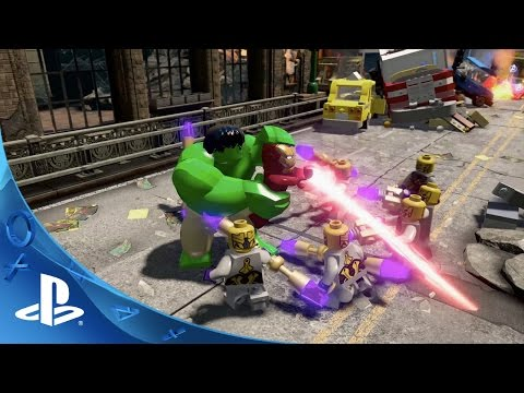 LEGO® Marvel's Avengers Video Screenshot 1