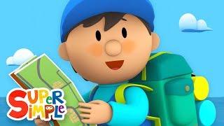 Carl's Big Adventure! | Carl's Car Wash Mini-Movie | Cartoon for Kids
