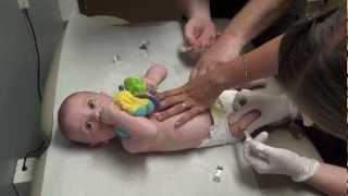 4 Month Baby Shots - Immunization