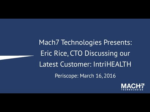 IntriHEALTH Deploys Mach7 EIP