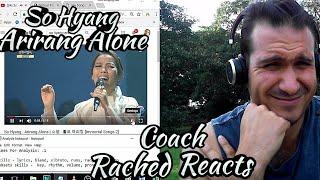 Teacher Reaction + Analysis - So Hyang - Arirang Alone