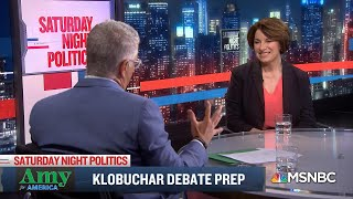 Amy Klobuchar: Donald Trump is not a good man
