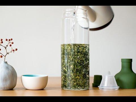 Hario 冷泡茶壺:冷泡茶之必要
