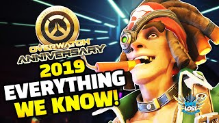 Overwatch Anniversary 2019 - EVERYTHING We Know So far!