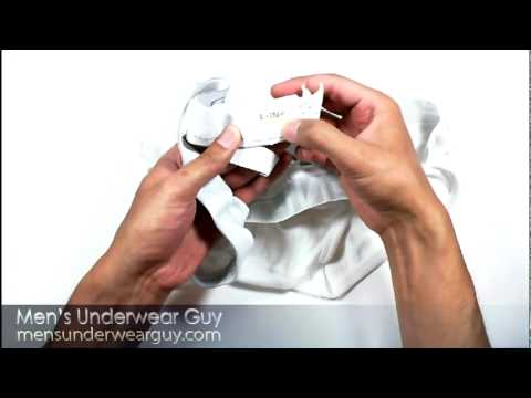 C-In2 Low No Show Brief With Sling Support Review - YouTube