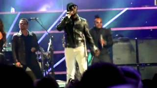 U2 Mysterious Ways / Where Is The Love (With BEP) Live At Hall Of Fame [Multicam By Mek]