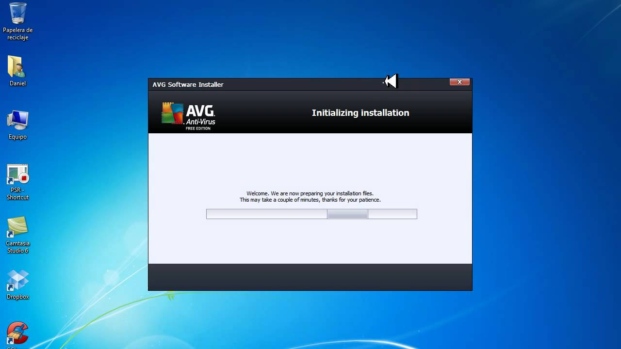 Como Descargar AVG Antivirus en Espanol Gratis - YouTube
