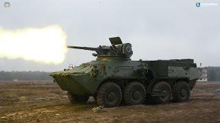 """Укроборонпром провів вогневі випробування бойового модуля """"Штурм-М"""""""