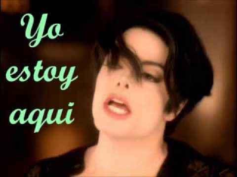 Baixar Michael Jackson -You Are Not Alone en Español con Letra