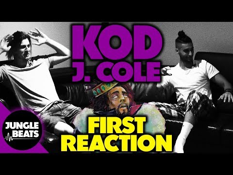 J. COLE - KOD REACTION/REVIEW (Jungle Beats)