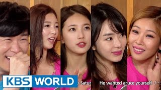 Happy Together - Suzy, Jessi, Seo Woo & more! (2015.04.23)