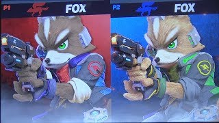 Fox Ditto! shofu vs Xzax - Super Smash Bros. Ultimate