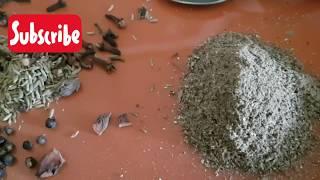 Easter// home made Garam Masala