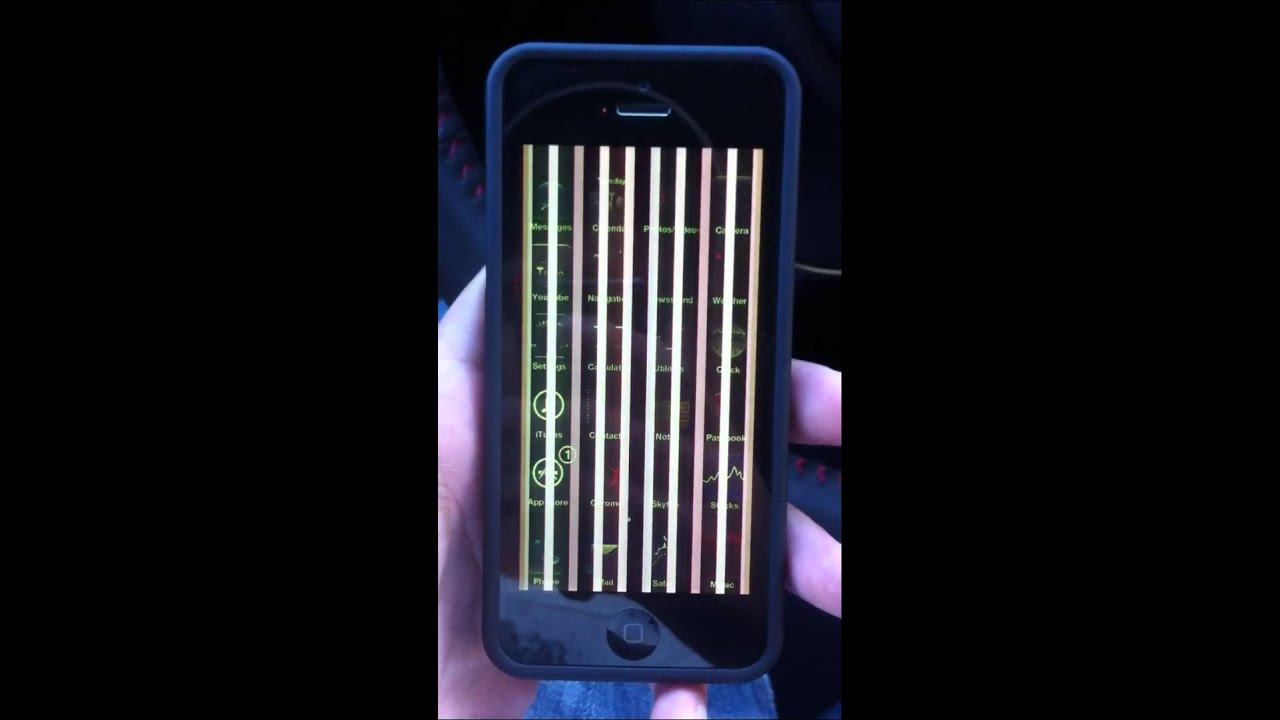 vertical lines on iphone screen iphone 5 screen vertical lines gsm forum 8059