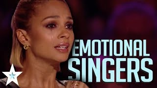 EMOTIONAL Kid Singers Have Judges In TEARS! | Kids Got Talent