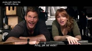 Trailery HD - Jurský svět - Jak se dělá dinosaurus - Zdroj: