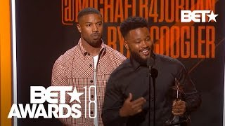 #WAKANDAFOREVER - 'Black Panther' Takes the Crown for Best Movie | BET Awards 2018
