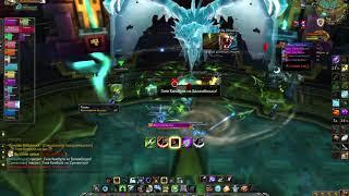 World of Warcraft Битва за Дазар'алор    конлав
