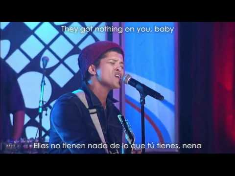 B.o.B ft Bruno Mars -Nothin' On You(subtitulado español-ingles)