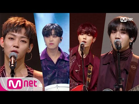 [The Rose - She's In The Rain] KPOP TV Show | M COUNTDOWN 181004 EP.590