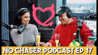 Getting Jumped on BGC & Smashing Celebs in the DM's - No Chaser Ep 17 feat Danielle Victor