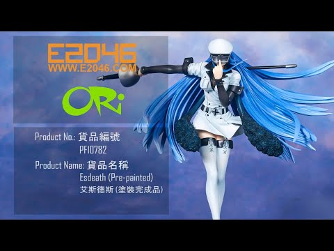 PF10782 Esdeath Sample Preview