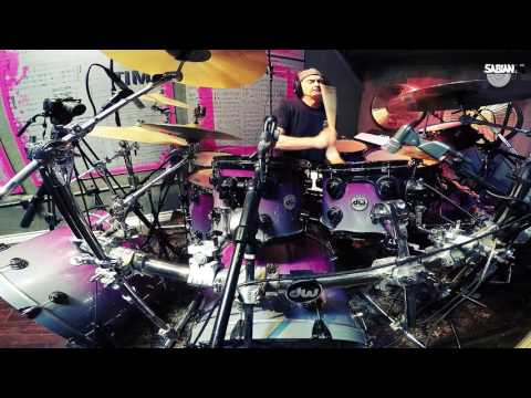 "Virgil Donati Presents MORE BIG & UGLY Featuring SABIAN 14"" XSR Monarch Hats"