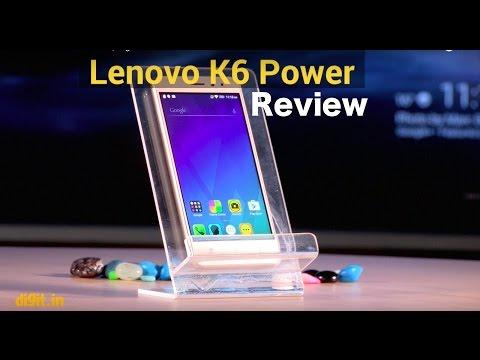 Lenovo K6 Power Review  Digitin