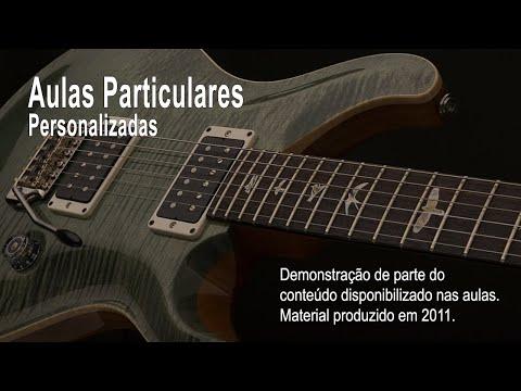 Aula de Guitarra para Iniciantes - Aula 1 - ex. 1