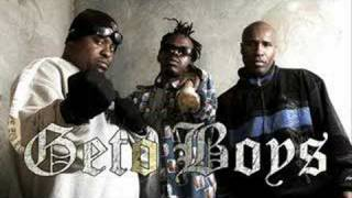 Geto Boys - I Tried
