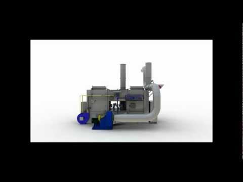 Regenerative Thermal Oxidizer (RTO) - India