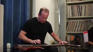 Deep Energy Orchestra - Warr guitar solo Trey Gunn