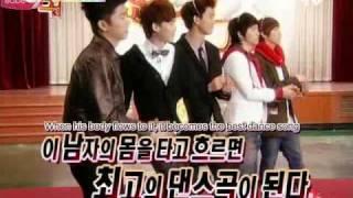 """The Seduction of Jessica"" starring Jaebum (2PM) and Jessica (SNSD)"