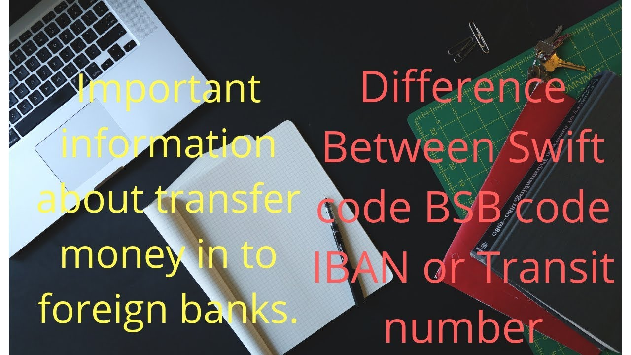 Swift Code For All Banks In Canada